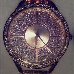 Accessories - Watch rose Gold tone